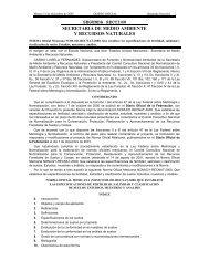 NORMA Oficial Mexicana NOM-021-RECNAT-2000, Que establece ...