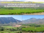 Las Buenas Prácticas Agricolas el nuevo desafío