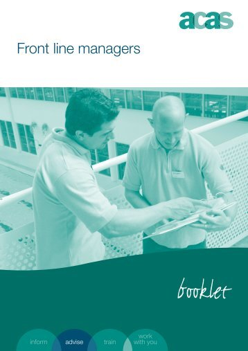 Front-line-managers-advisory-booklet