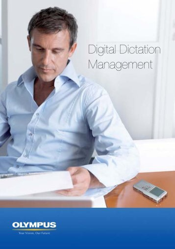 Digital Dictation Management - Digital voice solutions from Nuance ...
