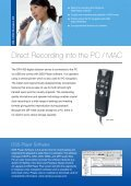 Digital Dictation Management - Digital voice solutions from Nuance ... - Page 3
