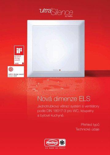 Produktový leták - Elektro-System-Technik sro