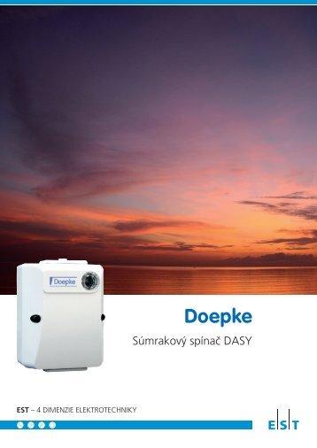 Súmrakový spínač Dasy 10-2 - Elektro-System-Technik sro