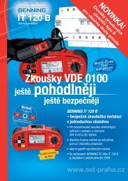 IT 120 B - Elektro-System-Technik sro