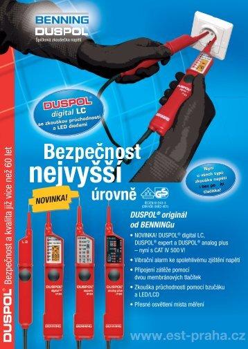 Duspol Digital LC - Elektro-System-Technik sro