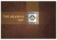 The Arabian Heights