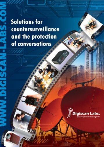Download full catalogue pdf, 25 Mb - DigiScan Labs