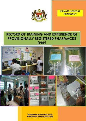 Hospital Pharmacy - Bahagian Perkhidmatan Farmasi