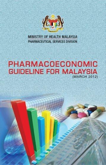 Pharmacoeconomics - for print.indd