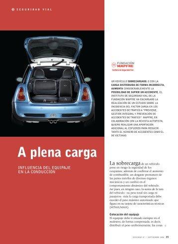 A plena carga - Revista Cesvimap