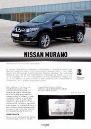 maqueta NISSAN MURANO REC_MaquetaciÛn 1 - Revista Cesvimap