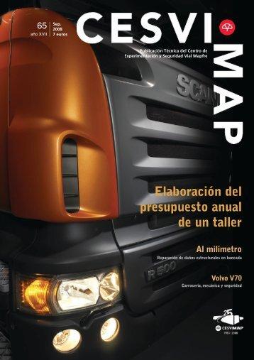 MAQUETA BASE 65-L:Maquetación 1 - Revista Cesvimap