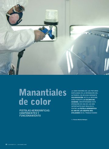 Manantiales de color - Revista Cesvimap