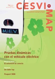 Pruebas dinámicas con el vehículo eléctrico - Revista Cesvimap