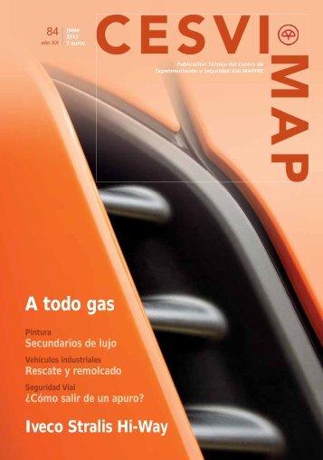 A todo gas - Revista Cesvimap