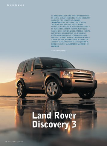 Land Rover - Recambio Facil