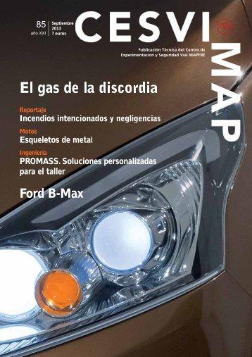 El gas de la discordia - Revista Cesvimap