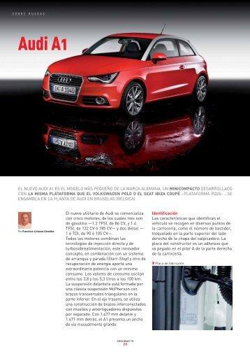 Audi A1 - Seguros MAPFRE