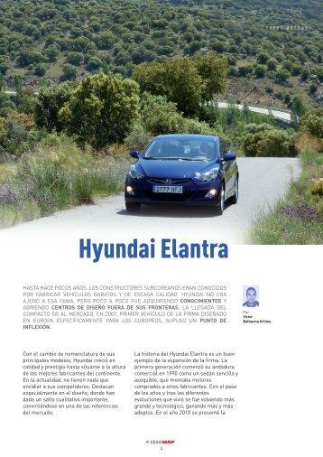 Hyundai Elantra - Revista Cesvimap