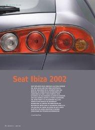 Seat Ibiza 2002 - Recambio Facil