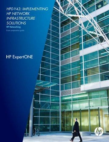 hp0 -y43 - HP Networking