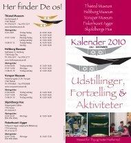 Udstillinger, Fortælling & Aktiviteter - Thisted Museum