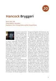 Hancock Bryggeri
