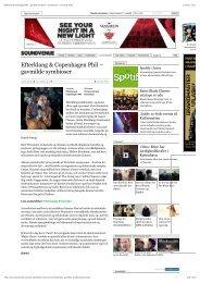 gavmilde symbioser - Soundvenue - musik og ... - Copenhagen Phil
