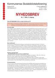 Nr. 1/2004 - Kommunernes Skolebiblioteksforening