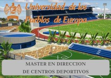 Universidad de los Pueblos de Europa