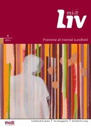 Fremme af mental sundhed - CFK Folkesundhed og Kvalitetsudvikling