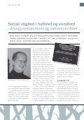 Social ulighed i sundhed - Region Midtjylland - Page 4