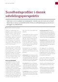 Nr. 1, 2009 - Sundhedsprofiler på arbejde - CFK Folkesundhed og ... - Page 4