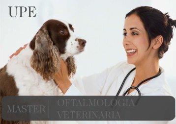 Máster en Oftalmología Veterinaria