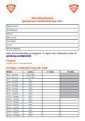 Sparekassen Himmerland Cup 2012 - Aars IK - Page 4