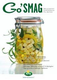 Hent det seneste Go'Smag 9 - Arla Foodservice
