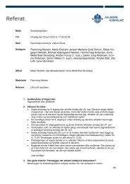 Referat juni 2012 - Vadum Skole