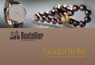 Glanzlicht - Boutellier Uhren und Schmuck