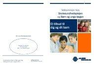 150811 Skolesundhedsplejen folder - Vadum Skole