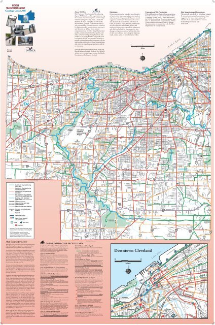 Cuyahoga County map - Northeast Ohio Areawide Coordinating ...