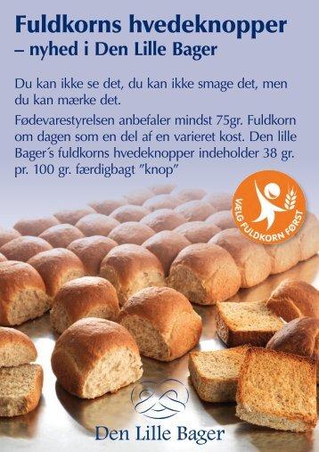 Den lille bager