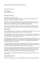Referat fra generalforsamlingen den 27.marts 2012 Valg ... - KlubCMS