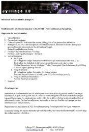 80, 4040 Jyllinge - KlubCMS - DBU