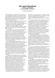 Svalgaard, Anders C. 'Den tyske Besættelse af ... - Thisted Museum