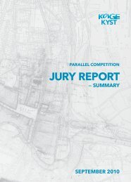 JURY REPORT - Køge Kyst