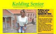 Uge 31 - Kolding Senior