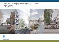 Kommuneplantillæg nr. 7 - Køge Kyst