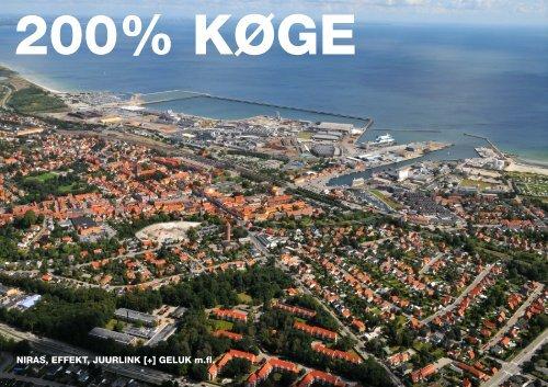 Niras A/S m.fl.: Projektbeskrivelse - Køge Kyst