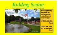 Uge 34 - Kolding Senior