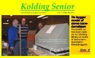 Uge 7 - Kolding Senior